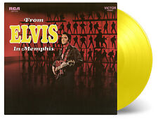 Elvis Presley From Elvis In Memphis COLOURED vinyl LP NEW/SEALED IN STOCK