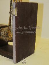 STORIA LATINO - Crispi Sallustii: Catilinaria, et Jugurtina bella - Neapoli 1849