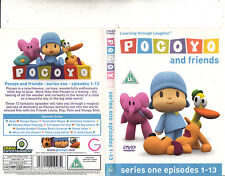 Pocoyo:And Friends-[Series One 1-13 Episodes]-Animated Po-DVD