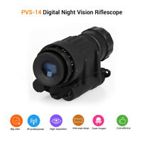 Mini Portable 2x30 Infrared Digital Night Vision Monocular Scope Camera Hunting