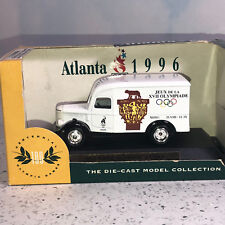 1960 Rome Olympics games Atlanta 1996 diecast model car truck white centennial