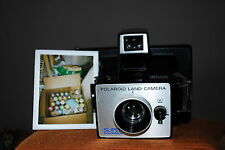 Polaroid Super Colorpack instant,uses fp100c , focused flash, variable focus! AA