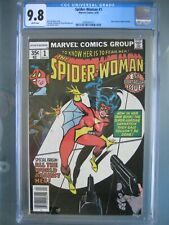 Spider-Woman #1 CGC 9.8 WP Marvel Comics 1978 New Origin of Spider-Woman