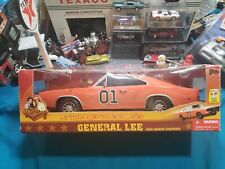Malibu 1:18 Scale The Dukes of Hazzard General Lee w/Lights & Sound BEAUTIFUL