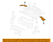 Chevrolet GM OEM 00-05 Impala Rear Body-Extension Brace Right 12455405