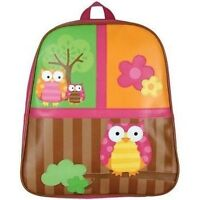 NEW STEPHEN JOSEPH Childs OWL GO GO Bag Backpack Rucksack School Book PE