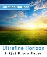 Ultrafine Horizon Inkjet Paper GLOSSY 10mil 260g 8.5 x 11 x 100 for Epson,Canon+