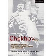 Chekhov Plays (Methuen Paperback)-ExLibrary