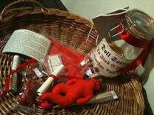 Love Spell Kit Spell Supplies Spells Poppet Charm Voodoo Poppet doll Witchcraft