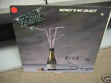 Uncle Festive Money's No Object vinyl LP 1986 NOVA Promo