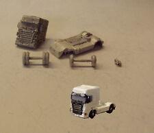 P&D Marsh N Gauge n Scale Mv135 Scania Highline 2+4 artic tractor unit kit