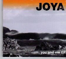 (DX601) Joya, You And Me EP - 2004 sealed CD