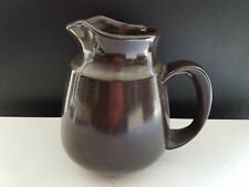 Franciscan Maderia Green Brown 7 Inch Pitcher
