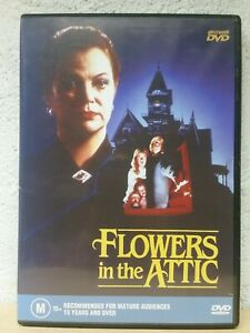 Flowers In The Attic DVD RARE PRINT 1987  Based on the Novel by VC Andrews