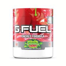 G Fuel Sour Cherry Flavour 40 Serving Tub