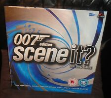 007 Edition (SCENE IT?) The DVD Game