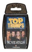 Top Trumps Classics Movie Stars Card Game