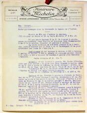 1925 ITINERAIRE MICHELIN SPA DINANT   CARTE BIBENDUM