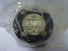 Houchin Record 763-0121 Hz Meter 350-450Hz 200V Serviceable Part Sealed