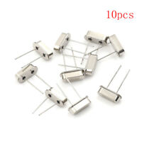 10Pcs 11.0592MHz Crystal Oscillator HC-49S Quartz Oscillator Crystal HC49S In cb