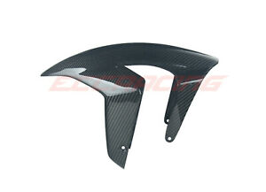 Cagiva Raptor 650/1000 TWILL Carbon Fiber Front Fender