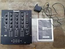 Numark M4 - 3 Kanal DJ Mixer, Mischpult, sehr guter Zustand