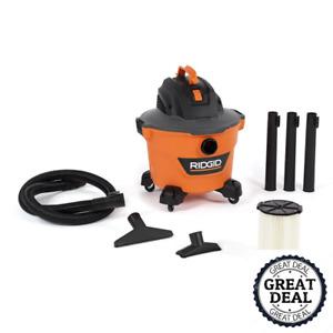 9 Gal 4.25 Peak HP NXT Wet Dry Shop Vacuum Power Tool Vacs Set NEW