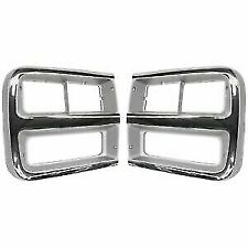 Headlamp Dor Front for Chevrolet G30 92-96 GM2512187 GM2513187 15685966 15685965
