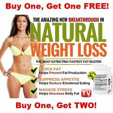 FREE As Seen On Dr TV:Garcinia Cambogia Fat Burner! Buy 1 Bottle/60Tabs/1.7 Oz