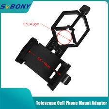 SVBONY Universal Metall Smartphone Handy Adapter für Teleskop Binokular Spektiv