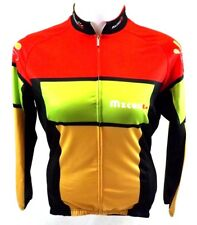 NWT MZCURSE CYCLING BICYCLE Jacket COLOR BLOCK SIZE XXL POLYESTER SPANDEX