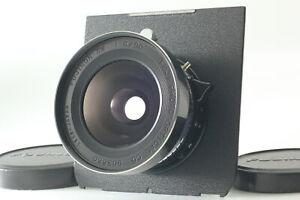 【Opt. MINT】 Fuji Fujinon SW 90mm F/8 Large Format Copal  No.0 Shutter Japan #660