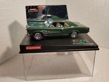 qq 25444 CARRERA EVOLUTION PONTIAC GTO '66 STREET CAR