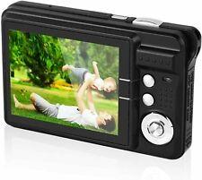 GordVE 2.7 Inch Digital Camera, HD Camera for Backpacking, Mini Digital Camera.