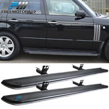 For 03-12 Land Rover Range Rover OE Style Running Board Side Step Bar