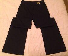 Authentic Gucci Black Bootcut Flare Trousers - Uk6 - Us4 - Eu32 - BNWOT Bargain