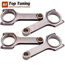 4pcs Forged Connecting Rods for Mazda MX5 MX-5 Miata B6 BP 1.6 1.8 Conrod 133mm