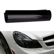 Car Smoke Fog Light Headlight Taillight Tint Vinyl Film Sheet Auto Sticker Black