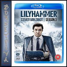 LILYHAMMER - COMPLETE SEASON 3 -   *BRAND NEW  BLU-RAY ***