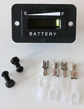 PRO12-48R for 12 Volt Battery Indicator, Meter Marine Trolling Motor, Solar