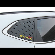 C Pillar Sports Plate Hole Mask Molding For Hyundai All New Tucson 2016+