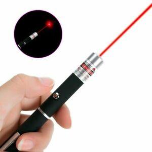 Red Laser Pointer Pen Light High Beam Ultra Bright Grade 1mW Lazer