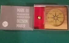 Magnetic  Decision Maker Executive Office Toys Game Props Mark III
