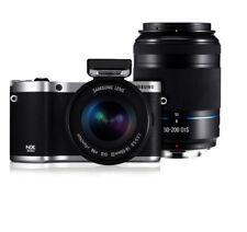 Samsung NX 300 20.3MP Smart Camera & OISIII 18-55mm & 50-200mm Objektiv Perfekt