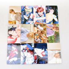 BTS Bangtan Boys Love Yourself Her Photo Cards and Stickers 12+3
