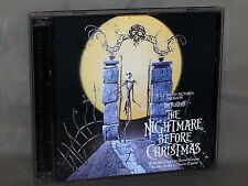 The Nightmare before Christmas OST Limited Ed AUDIO CD USATO VER USA VBC 53290