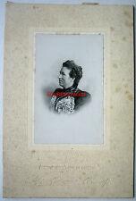 PHOTO LELIÈVRE COUTONY à CLERMONT FERRAND Mme CHANDEZAU k362
