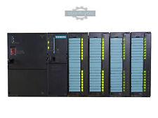 Siemens Simatic S7 300 CPU 314 DI DO komplett SM321 SM322 SPS PLC TIA Steuerung
