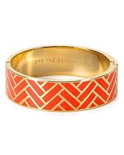 Kate Spade Off the Beaten Path  Bracelet NWT Whimsical & Artistic Pattern Play