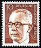 Berlin 361 postfrisch Briefmarke Jahrgang 1970